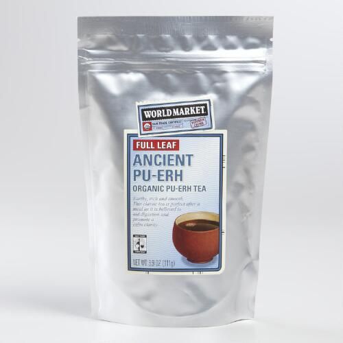 World Market® Organic Ancient Pu-erh Loose Leaf Tea