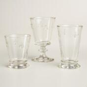 Bee Glassware, Set of 4