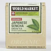 World Market® Organic Japanese Sencha Green Tea Set of 6
