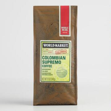 World Market® Colombian Supremo Coffee, Set of 6