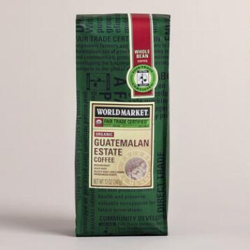 World Market® Guatemala Organic Coffee, Set of 6