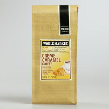 World Market® Creme Caramel Blend Coffee Set of 6