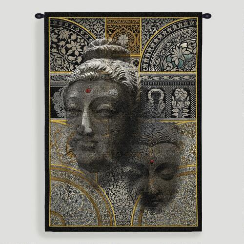 Buddhaessence Tapestry Wall Hanging