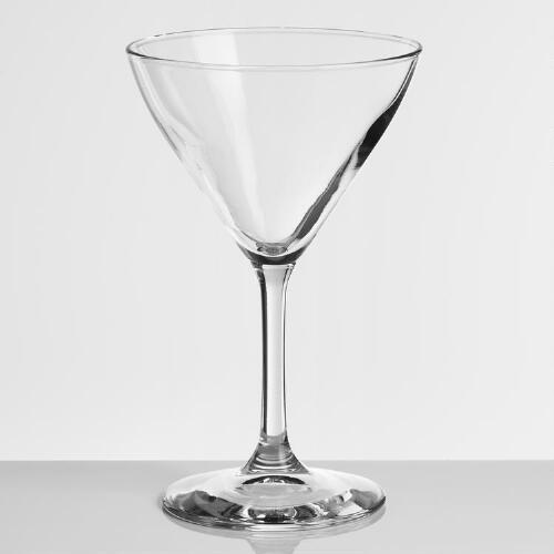Madison Martini Glasses, Set of 6