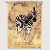 African Voyage ll Tapestry Wall Hanging