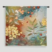 Gardens in the Mist Tapestry Wall Hanging