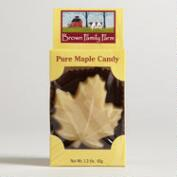 Brown Family Farms Maple Candy Leaf