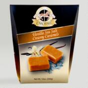 Carousel Vanilla Sea Salt Caramels, Set of 2