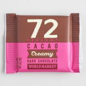 World Market® Changemaker 72% Chocolate Bar, Set of 10