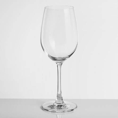 Event White Wine Glasses, Set of 4