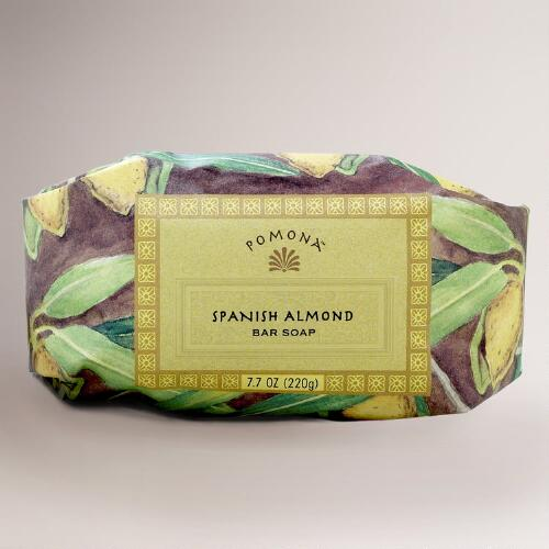 Pomona Spanish Almond Bar Soap