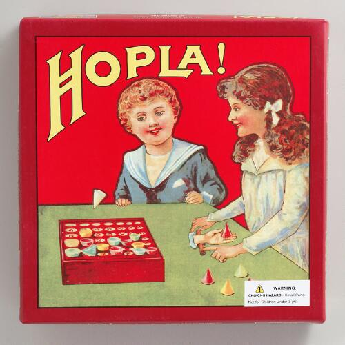 Retro Hopla! Game