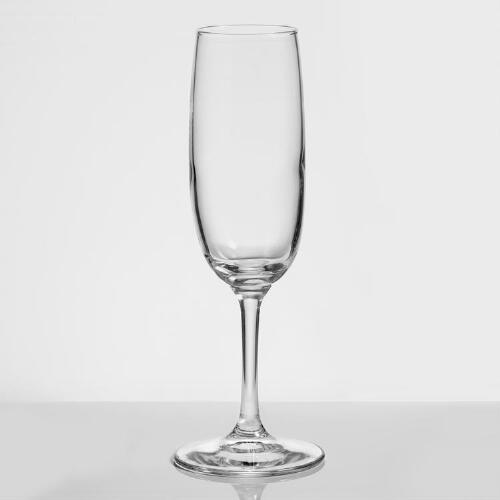 Champagne Glass Entertaining Set, Set of 12