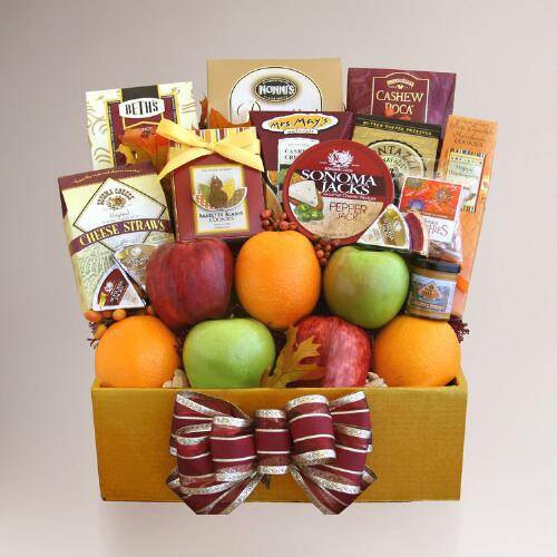 Thanksgiving Bounty Gift Basket