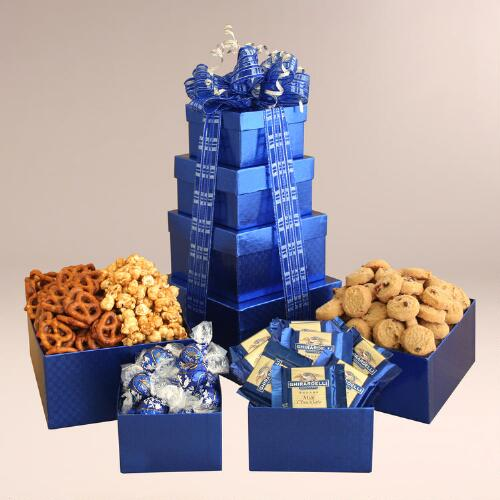 Hanukkah Tower of Treats