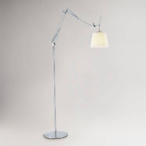 Industrial Floor Lamp