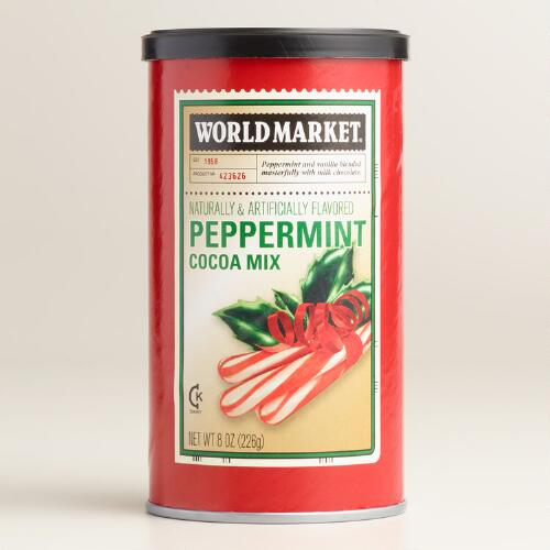 World Market® Peppermint Holiday Cocoa, 8 oz.