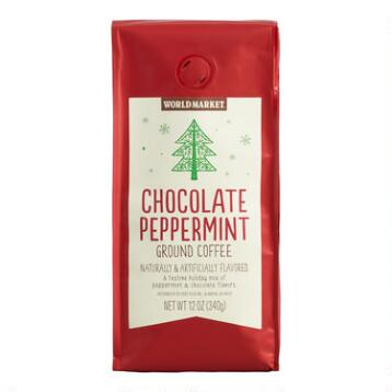 World Market® Chocolate Peppermint Coffee, Set of 6
