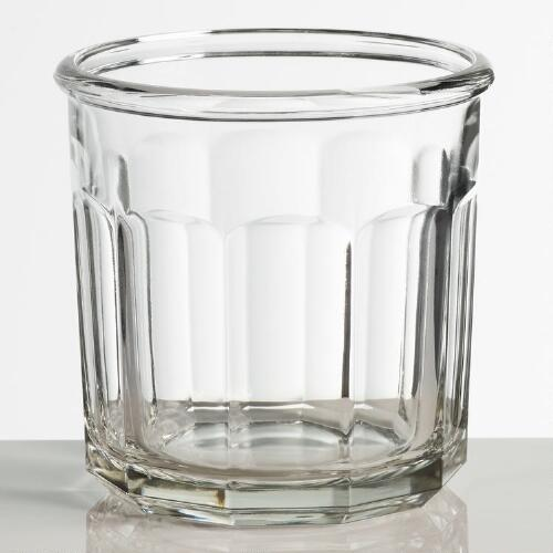 Working Jar DOF Glasses, Set of 4