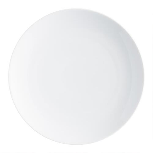 Coupe Dinner Plates, Set of 4