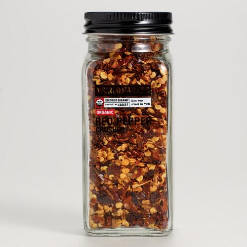 World Market® Jar Organic Crushed Red Pepper