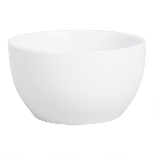 Coupe Cereal Bowls, Set of 4