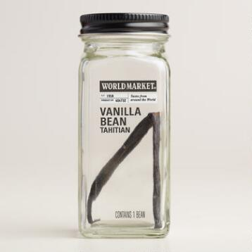 World Market® Tahitian Vanilla Bean, Set of 2