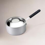 Professional Cookware Sauce Pan with Lid, 3 Qt.