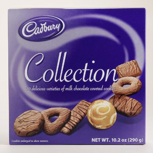 Cadbury Milk Chocolate Cookie Collection