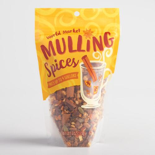 Whole Mulling Spice Bag