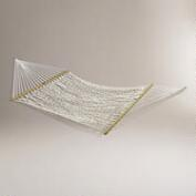 Cotton Rope 2 Person Hammock