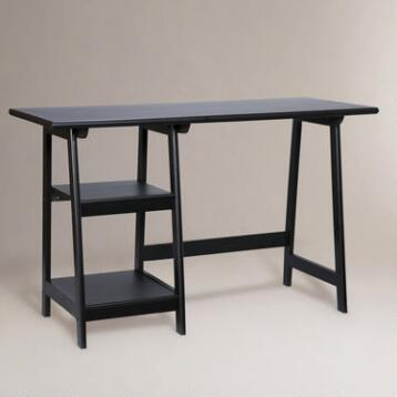 Black Alpine Desk