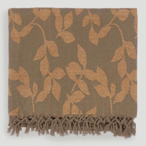 Brown/Caramel Tabitha Throw