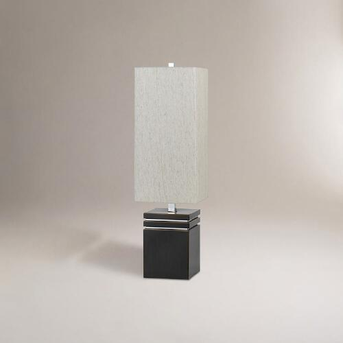 Olson Resin Metal Table Lamp