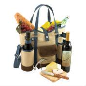 Vineyard Wine & Cheese Tote