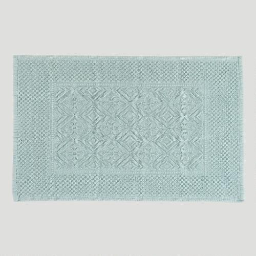Surf Spray Woven Bath Mat