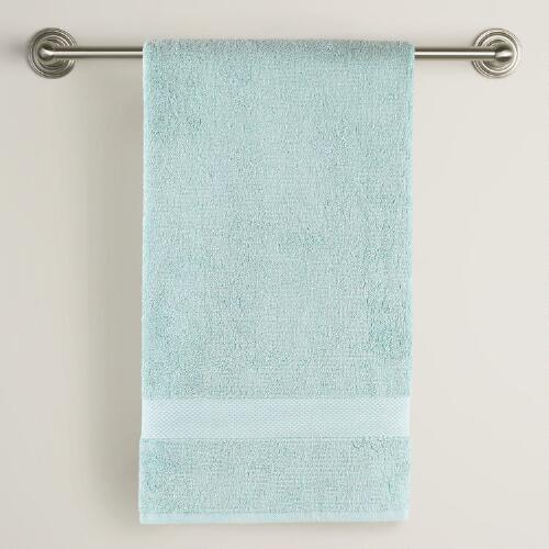 Surf Spray Cotton Bath Towel