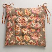 Floral Avani Chair Cushion