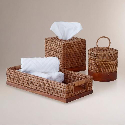 Hapao Bath Storage Collection