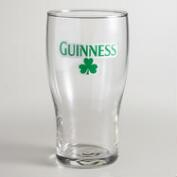 Shamrock Guinness Glasses, Set of 4