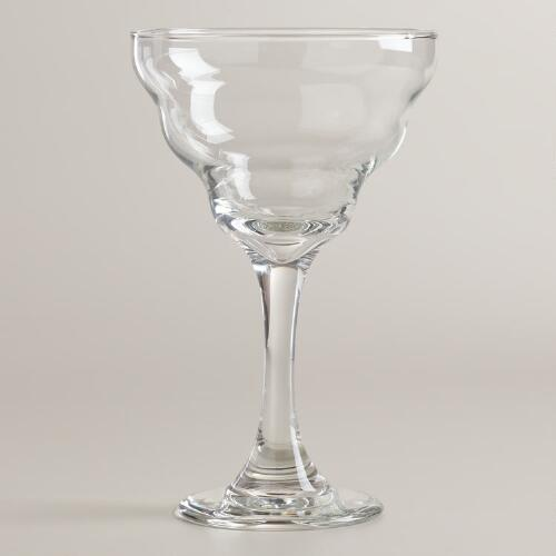 Splash Margarita Glasses, Set of 4