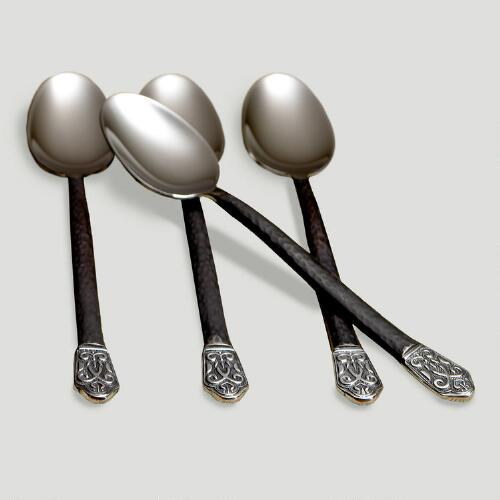 Barcelona Soup Spoon Set of 4