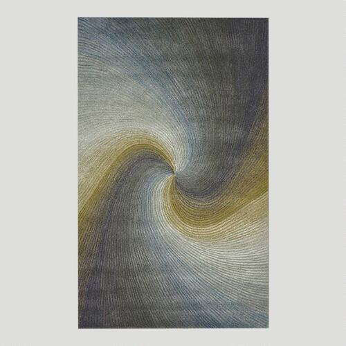 River Waves Rug