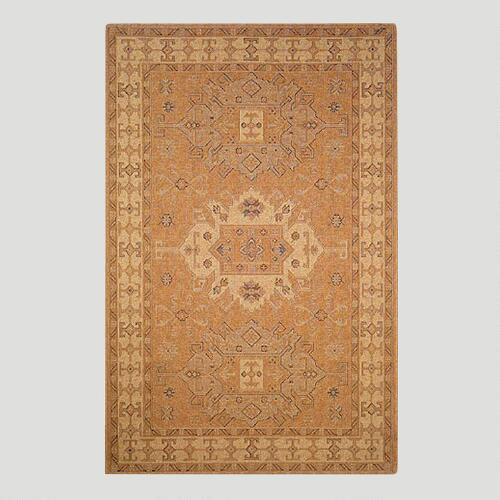 Ivory Kelim Indoor-Outdoor Rug