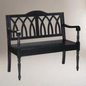 Black Greer Bench