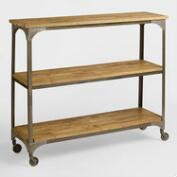 Aiden 3-Shelf Console