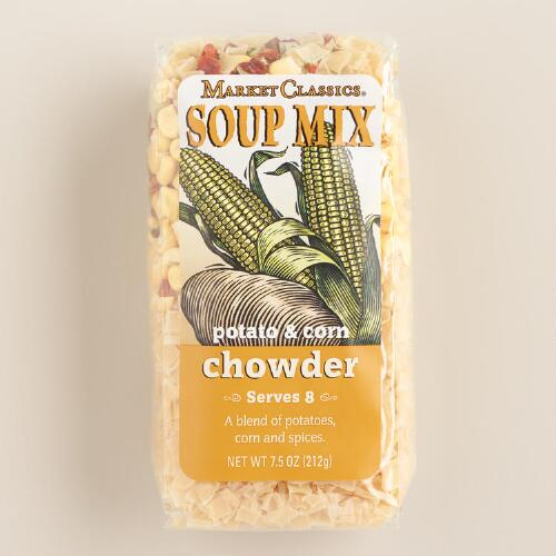 Market Classics® Potato Corn Chowder Mix, Set of 2