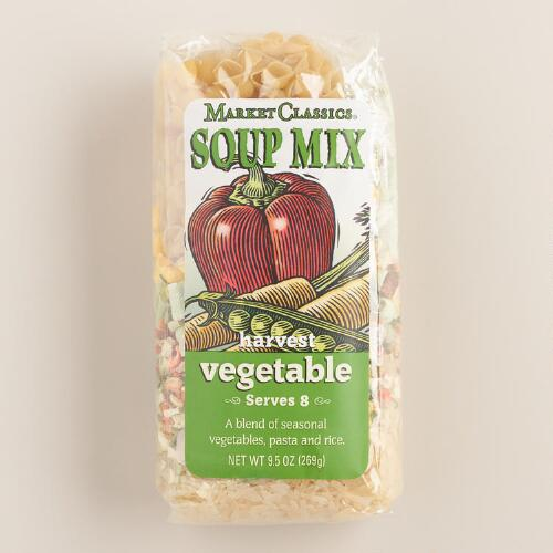 Market Classics® Harvest Vegetable Soup Mix, Set of 2