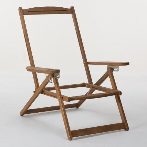 Five-Position Chair Frame