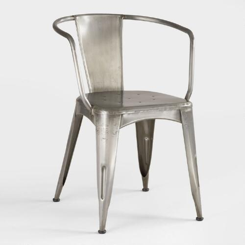 Metal Jackson Tub Chair